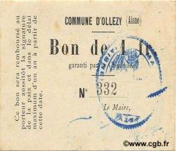 1 Franc FRANCE regionalismo e varie  1916 JP.02-1715 BB