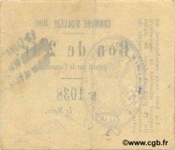 2 Francs FRANCE régionalisme et divers  1916 JP.02-1720 TTB
