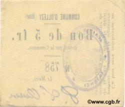 5 Francs FRANCE régionalisme et divers OLLEZY 1916 JP.02-1721v TTB