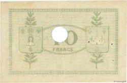 10 Francs FRANCE régionalisme et divers  1917 JP.02-1748.SQG TTB
