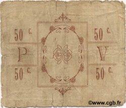 50 Centimes FRANCE régionalisme et divers  1916 JP.02-1753 B