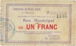 1 Franc FRANCE régionalisme et divers  1915 JP.02-1754 TB