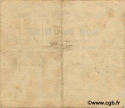 25 Centimes FRANCE régionalisme et divers  1915 JP.02-1785 TTB