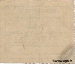 75 Centimes FRANCE régionalisme et divers PREMONT 1915 JP.02-1807