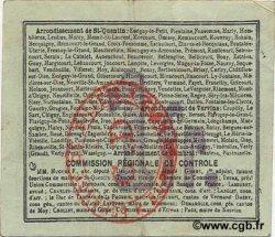 1 Franc FRANCE régionalisme et divers  1916 JP.02-1842.SQG TTB