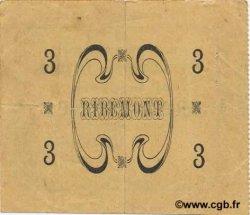 3 Francs FRANCE régionalisme et divers  1915 JP.02-1933 TTB
