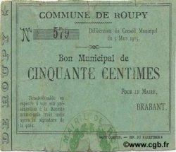50 Centimes FRANCE régionalisme et divers  1915 JP.02-1944 TB