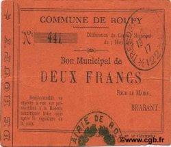 2 Francs FRANCE régionalisme et divers ROUPY 1915 JP.02-1946 TTB