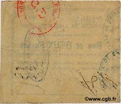 2 Francs FRANCE régionalisme et divers  1915 JP.02-1969 TTB