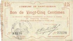 25 Centimes FRANCE régionalisme et divers  1915 JP.02-2008 TTB