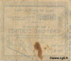 25 Centimes FRANCE régionalisme et divers  1915 JP.02-2039 TB+