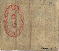 50 Centimes FRANCE régionalisme et divers SAINT QUENTIN 1915 JP.02-2040 TB