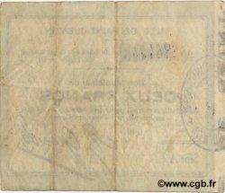 2 Francs FRANCE régionalisme et divers  1915 JP.02-2042 TTB