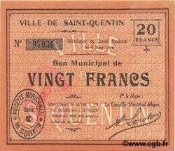 20 francs FRANCE régionalisme et divers  1916 JP.02-2050 SUP