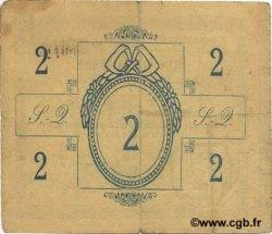 2 Francs FRANCE régionalisme et divers SAINT QUENTIN 1915 JP.02-2052 TB
