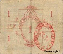 1 Franc FRANCE régionalisme et divers SAINT QUENTIN 1915 JP.02-2056 TB+