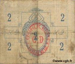 2 Francs FRANCE régionalisme et divers  1915 JP.02-2057 TB+