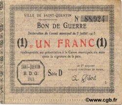 1 Franc FRANCE régionalisme et divers  1915 JP.02-2068 TTB