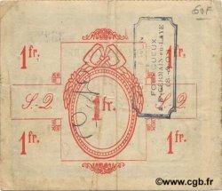 1 Franc FRANCE régionalisme et divers SAINT QUENTIN 1916 JP.02-2082 TTB