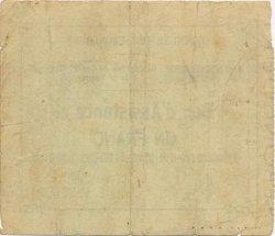 1 Franc FRANCE régionalisme et divers SEBONCOURT 1915 JP.02-2118 TTB