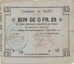 25 Centimes FRANCE régionalisme et divers  1915 JP.02-2213 TB+
