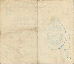 1 Franc FRANCE régionalisme et divers SUZY 1915 JP.02-2215 TTB