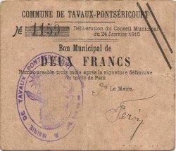 2 Francs FRANCE régionalisme et divers  1915 JP.02-2222 TB