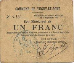 1 Franc FRANCE régionalisme et divers  1914 JP.02-2307 TB