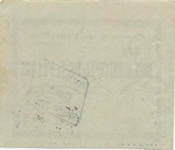 5 Francs FRANCE régionalisme et divers  1916 JP.02-2347 TTB