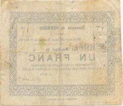 1 Franc FRANCE régionalisme et divers  1915 JP.02-2382 TTB