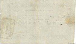 5 Francs FRANCE régionalisme et divers  1915 JP.02-2384 TTB