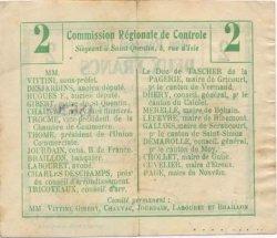 2 Francs FRANCE régionalisme et divers  1916 JP.02-2385.BRU TTB