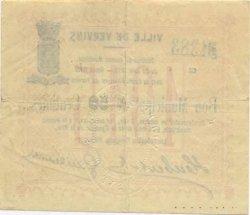 50 Centimes FRANCE régionalisme et divers  1915 JP.02-2390 TTB