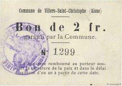 2 Francs FRANCE régionalisme et divers  1916 JP.02-2441 TTB+