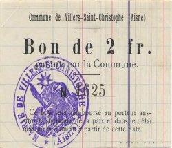 2 Francs FRANCE régionalisme et divers  1916 JP.02-2443 SPL