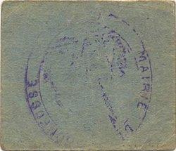 5 Centimes FRANCE régionalisme et divers  1916 JP.02-2533 TTB