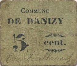 5 Centimes FRANCE régionalisme et divers  1916 JP.02-2556 TB