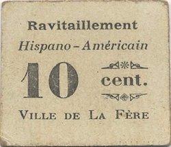 10 Centimes FRANCE régionalisme et divers FERE (LA) 1916 JP.02-2583 TTB