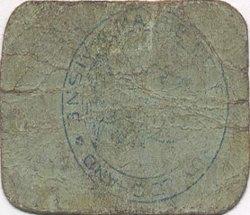 5 Centimes FRANCE régionalisme et divers  1916 JP.02-2606 TB