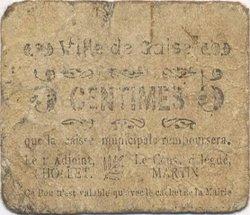 5 Centimes FRANCE régionalisme et divers  1916 JP.02-2612 B