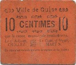 10 Centimes FRANCE régionalisme et divers  1916 JP.02-2618 TTB