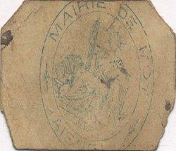 5 Centimes FRANCE régionalisme et divers  1915 JP.02-2668 TTB