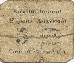 5 Centimes FRANCE régionalisme et divers  1916 JP.02-2695 B+