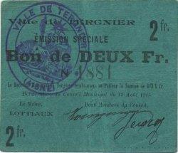 2 Francs FRANCE régionalisme et divers  1915 JP.02-2725 TTB