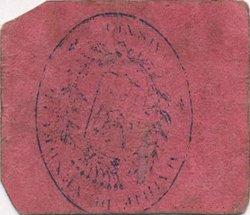 10 Centimes FRANCE régionalisme et divers VENDEUIL 1916 JP.02-2747 TTB
