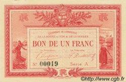 1 Franc FRANCE régionalisme et divers La Roche-Sur-Yon 1915 JP.065.05 NEUF