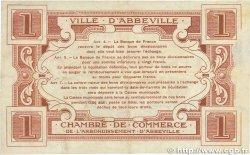 1 Franc FRANCE régionalisme et divers Abbeville 1920 JP.001.03 TTB+