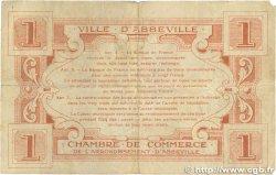 1 Franc FRANCE régionalisme et divers ABBEVILLE 1920 JP.001.03 B