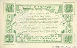 50 Centimes FRANCE régionalisme et divers ABBEVILLE 1920 JP.001.13 SUP