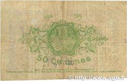 50 Centimes FRANCE régionalisme et divers Albi - Castres - Mazamet 1914 JP.005.01 TB